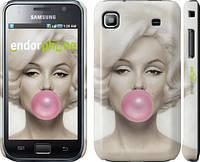 "Чехол на Samsung Galaxy S i9000 в стиле Мэрлин Монро ""1833c-77"""