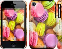 """Чехол на iPhone 3Gs Макаруны """"2995c-34"""""""