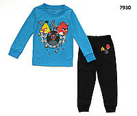 Піжама Angry Birds для хлопчика. 2 роки
