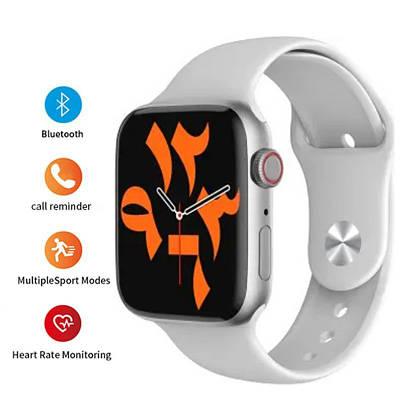 Розумні годинник Smart Watch W98 PRO вбудований мікрофон і відправкою повідомлень Червоний