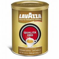 Кофе молотый Lavazza Qualita Oro 250 г ж/б