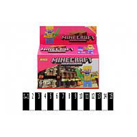 Конструктор Brick MINECRAFT 539-01, в коробке 11,5х12х4 см