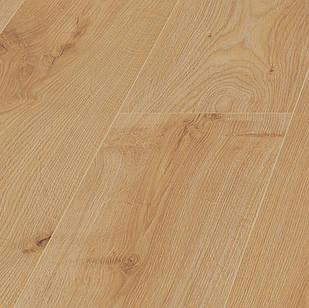 Ламінат Кронопол ZODIAK Дуб Діва 4571 для коридору кухні спальні 33 клас товщина 10мм з фаскою