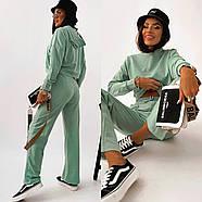 Повсякденний жіночий костюм двійка (худі і штани), фото 6