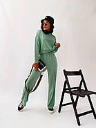 Повсякденний жіночий костюм двійка (худі і штани), фото 7