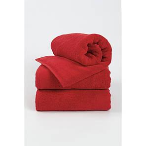 Полотенце махровое Яр-400 Ярослав  50х90 см Красный, фото 2