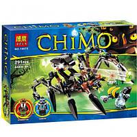 Конструктор Brick Chima 10075, 291 деталь 26х19х6 см