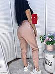 Женские штаны замш на дайвинге, фото 2