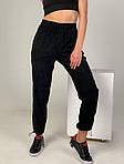 Женские вельветовые штаны на затяжках, фото 5