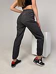 Женские вельветовые штаны на затяжках, фото 6