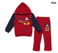 Теплый костюм Mickey Mouse унисекс. 100, 160 см