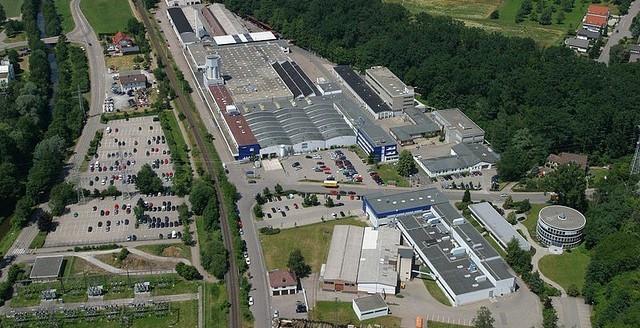 VARTA аккумуляторы завод
