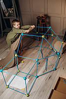 НОВИНКА! Халабуда-конструктор для детей, детская вигвам-палатка