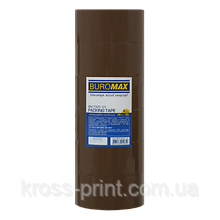 Клейкая лента упаковочная, 48 мм x 90 м, коричневая, по 6 шт.
