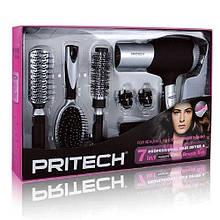 Набір для укладання волосся феном Pritech 7 в 1