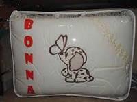 """Детский постельный комплект белья """"Bonna Lux"""" Собачка, Бежевый"""