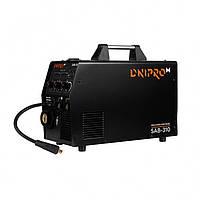 Полуавтомат инверторный Dnipro-M SAB-310 IGBT MIG/MMA