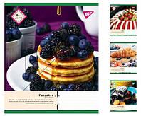 Тетрадь 48л клетка YES 765028 Pancakes