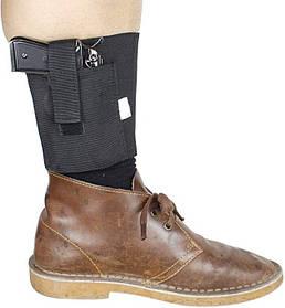 Кобура на ногу Leg holster скрытого ношения универсальная, mod.09. Кобура на ногу прихованого носіння.