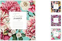 Тетрадь 48л клетка YES 765545 Fairy garden