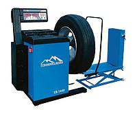 Балансировочный станок для колес до 130 кг с пневматическим подъемным устройством CB1448