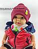 Оптом шапки 40, 42, 44, 46, 48 размер трикотажная детская шапка головные уборы детские опт