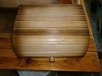 Хлебница деревянная большая