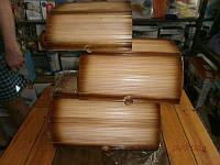 Хлебница деревянная маленькая