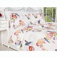 Евро комплект постельного белья Songbird 200х220см. Турция