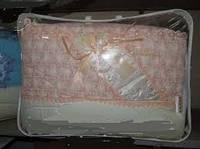 """Детский постельный комплект белья """"bonna lux"""", персик"""
