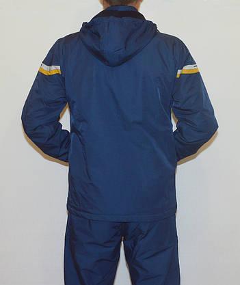 Утеплений чоловічий спортивний костюм  (L-3XL), фото 3