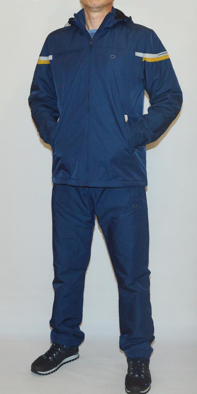 Утеплений чоловічий спортивний костюм  (L-3XL)
