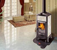 Печь-камин Castelmonte Futura 01 Deluxe, фото 1
