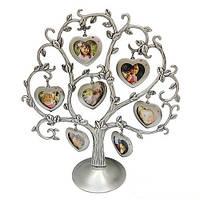 Генеалогическое дерево Сердечки на 7 фото