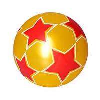 М'яч дитячий MS 2965 9 дюймів ПВХ (Золотий)