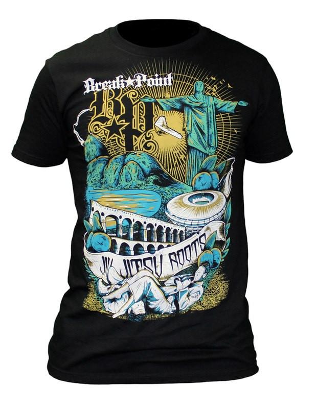 Футболка Break Point Roots T-shirt