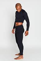 Мужские термоштаны для спорта HASTER ProClima зональные, бесшовные, мужское спортивное термобелье, фото 1