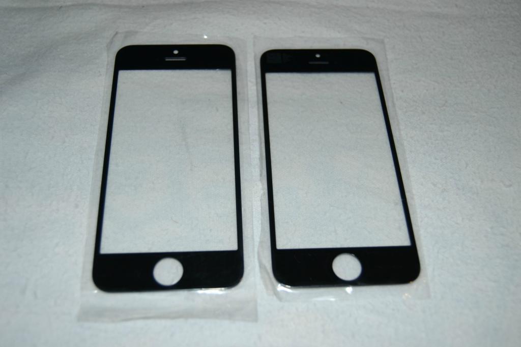 Стекло Сенсор Дисплея Apple iPhone 5, 5S Black