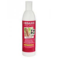 """""""Organic People"""" шампунь д/волос Естественный объем 360 мл."""