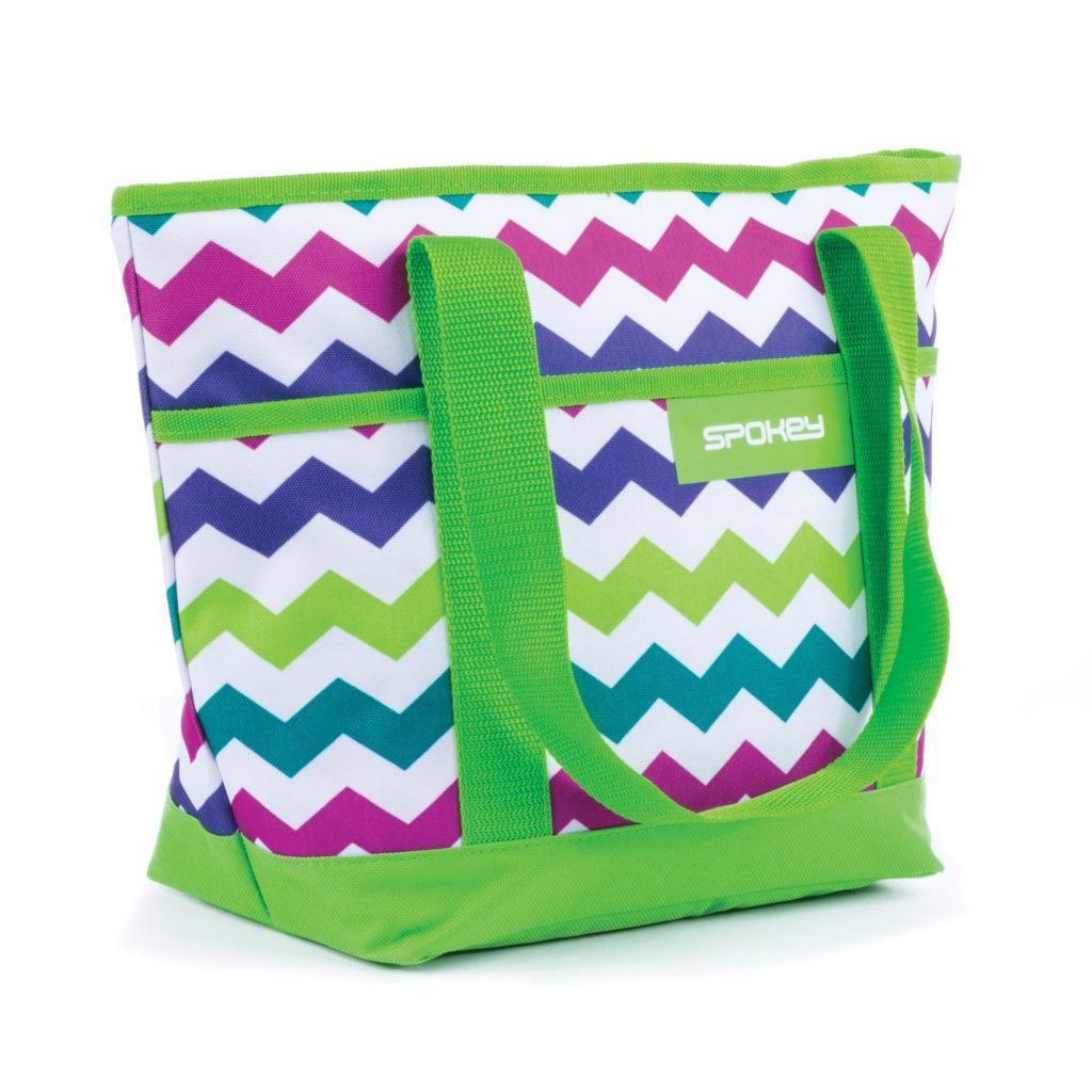 Пляжная сумка Spokey Acapulco 839587 (original) Польша, термосумка, сумка-холодильник