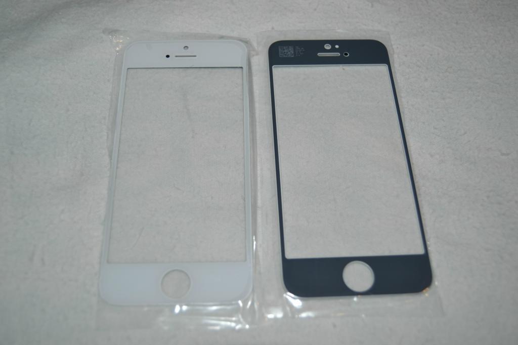 Стекло Сенсор Дисплея Apple iPhone 5, 5S White