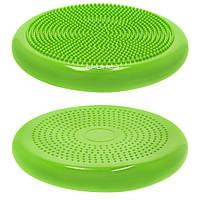 Балансировочный диск массажный Spokey FIT SEAT 834276 (original) балансировочная подушка для массажа, фото 1