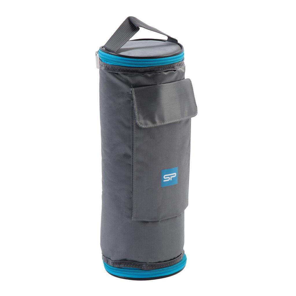 Термосумка (работает без аккумуляторов!) Spokey ICETUBE 921883 для бутылок 1,2л, сумка-холодильник