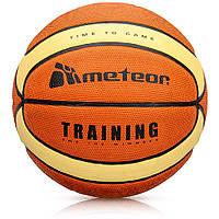 Баскетбольний м'яч Meteor Cellular розмір 7 (original) Польща, фото 1