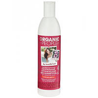 """Organic People""  шампунь д/волос Сияние цвета 360 мл."