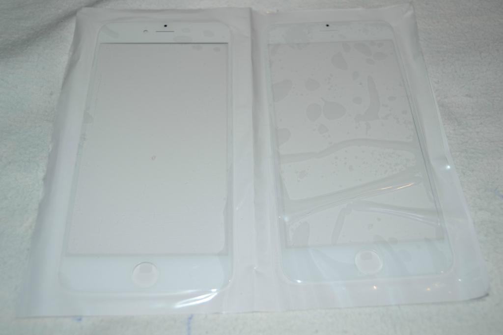 Стекло Сенсор Дисплея Apple iPhone 6+ White