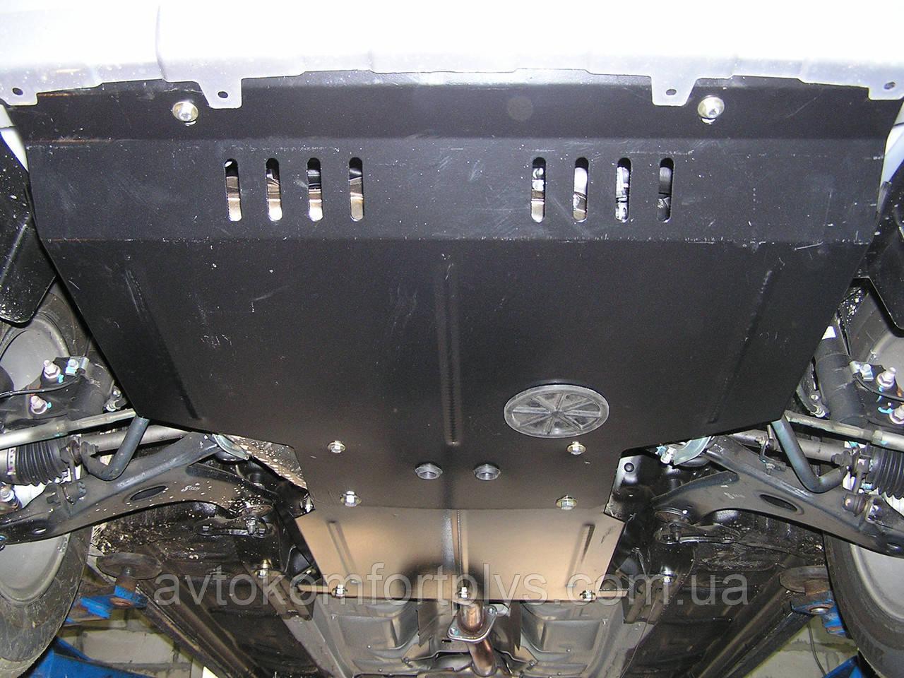 Металлическая (стальная) защита двигателя (картера) Subaru  Forester  (2008-2012) (V2,0)