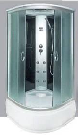 Гидромассажный бокс BADICO ECO 6907-9 90х90х215 с глубоким поддоном