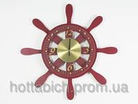 Часы подарочные Штурвал