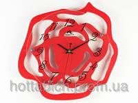 Часы подарочные Красная Роза